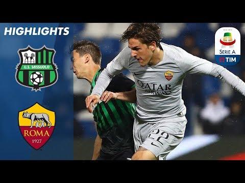 US Unione Sportiva Sassuolo Calcio 0-0 AS Associaz...