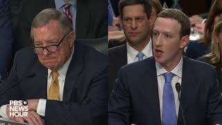Download Video Sen. Durbin to Zuckerberg: Would you share the name of the hotel you stayed in last night? MP3 3GP MP4