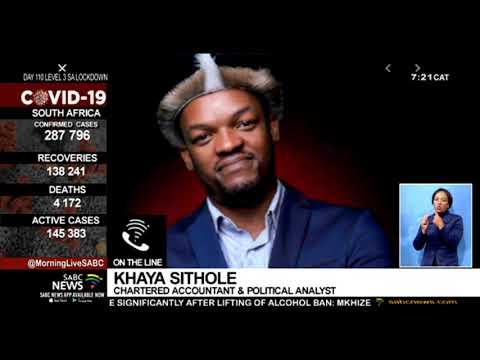 Khaya Sithole | ANC proposal on building an inclusive economy