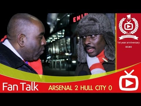Has - Arsenal FC 2 Hull City 0 - Alan Hansen Has To Start Taking Us Seriously STORE: http://tiny.cc/el3rrw WEBSITE: http://www.arsenalfantv.com TWITTER: http://www...