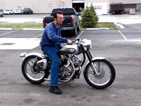 0 [Video] Aniket Vardhans Royal Enfield based Musket 998 V Twin Motorcycle inches closer to finish