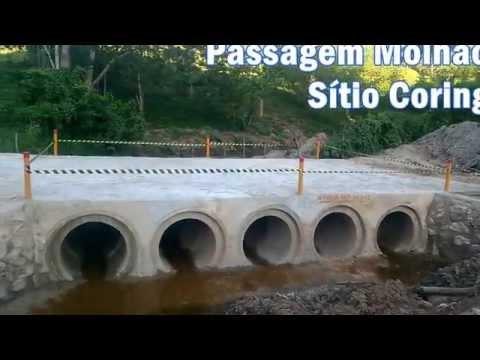 2ª parte das Obras em Andamento em Alagoa Nova