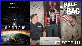 Video Half in the Bag Episode 111: Independence Day: Resurgence MP3, 3GP, MP4, WEBM, AVI, FLV Mei 2018
