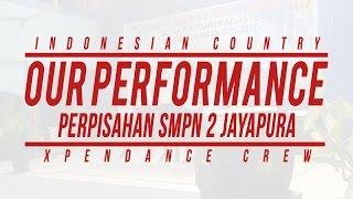 Video OUR PERFORMANCE - DANCE AT SMPN 2 JAYAPURA MP3, 3GP, MP4, WEBM, AVI, FLV Maret 2018