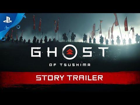 Bande-annonce de l'histoire en VO de Ghost of Tsushima