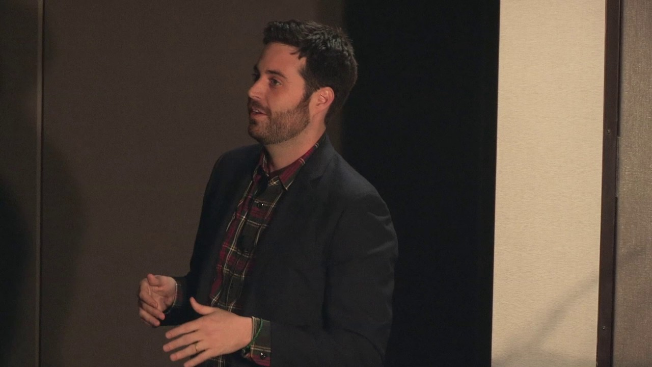 Garrard Conley at 2017 FYE Conference