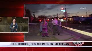 Seis lastimados y dos abatidos en Los Ángeles – Noticias 62 - Thumbnail