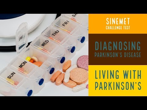 My Experience With The Sinemet Or Levdopa Challenge For Parkinson's Disease  Diagnosis