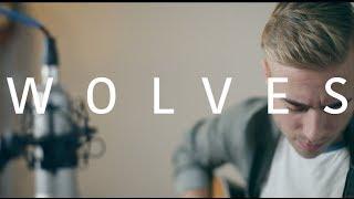 Video Selena Gomez, Marshmello - Wolves (acoustic cover) MP3, 3GP, MP4, WEBM, AVI, FLV Desember 2018