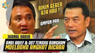 Video LANGSUNG GEMETER ! MOELDOKO Bungk4m Mulut Andi Arief & Ustadz Tengku Zul ! MP3, 3GP, MP4, WEBM, AVI, FLV Maret 2019