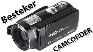 Video Video Camcorder Review! (with footage sample) MP3, 3GP, MP4, WEBM, AVI, FLV Juli 2018