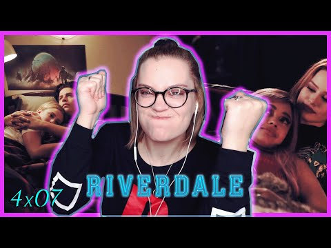 "Riverdale Season 4 Episode 7 ""The Ice Storm"" REACTION!"