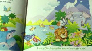 Children's Bible: Creation Story, Genesis
