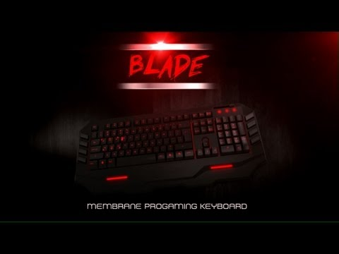 Ozone Gaming Gear Releases a New Keyboard – Video