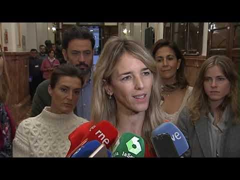 Cayetana Álvarez de Toledo en las Jornadas de Puer...