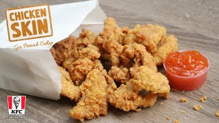 Video IDE USAHA!  11 BUMBU RAHASIA KFC CHICKEN SKIN MP3, 3GP, MP4, WEBM, AVI, FLV Mei 2019