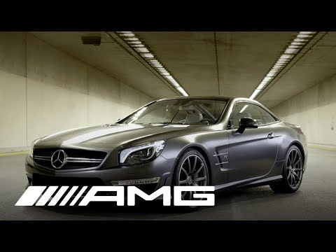 Mercedes Benz SL65 AMG V12   45th Anniversary Edition | Commercial