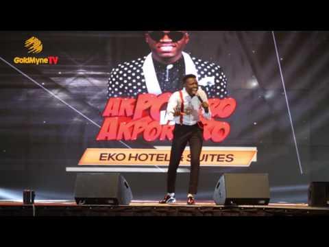 LAUGH & LAUGH AT AKPORORO VS AKPORORO 2017 CONCERTS (Nigerian Music & Entertainment)