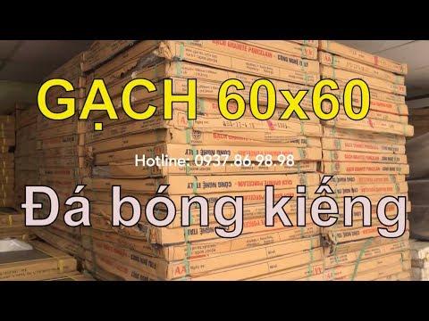 Gạch lót sàn 60x60 đá bóng kiếng|Gạch 60x60 đá bóng kiếng giá rẻ.