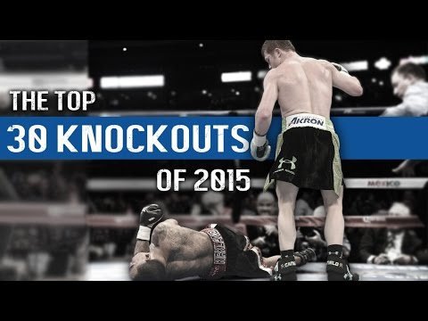 boxe - top 30 knockouts 2015