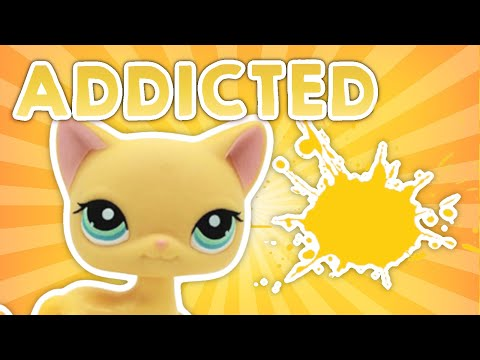 LPS: Addicted to Yellow! (My Strange Addiction: All Yellow Episodes!)