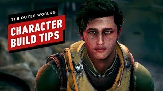 The Outer Worlds Developer Shares Character Creation Tips by IGN