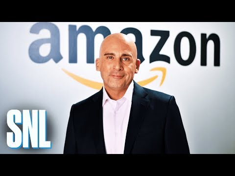 Saturday Night Live A Message from Amazon CEO Jeff
