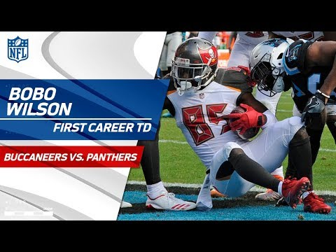 Video: Kwon Alexander's Deflected INT Sets Up Bobo Wilson's 1st Career TD! | Bucs vs. Panthers | NFL Wk 16