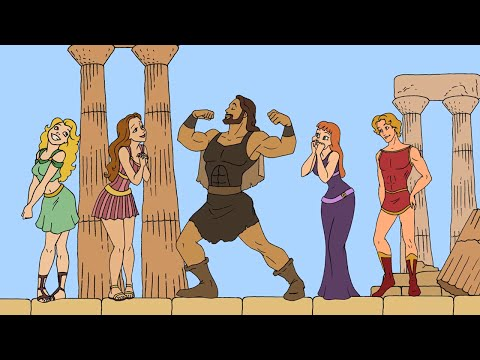 Fair(y) - Chloe reads a special version of Hercules on this Fairy Tale Friday. You'll never think of Ancient Greece in the same way again. Daily You, because affirmations are cool. SUBSCRIBE TO US!...