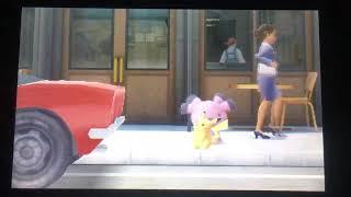 Detective Pikachu: Ash Ketchum Easter Egg