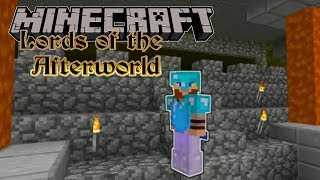 Minecraft | Lords of the Afterworld | #12 BOOK HUNT