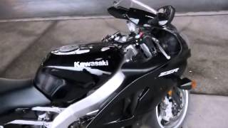 9. Commuter review: 2007 Kawasaki ZZR600 (ZX600J)