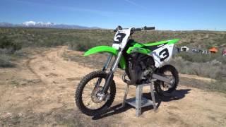 8. 2016 Kawasaki KX85 | Dirt Rider 85cc MX Shootout