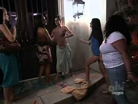 Bad Girls Club Darlen and  Neveen engage in a shouting match