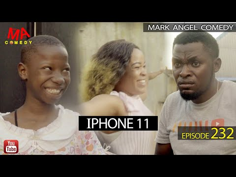 iPHONE 11 (Mark Angel Comedy) (Episode 232)