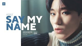 Video [CORRECTED] ATEEZ - Say My Name Line Distribution (Color Coded) | 에이티즈 MP3, 3GP, MP4, WEBM, AVI, FLV Juni 2019