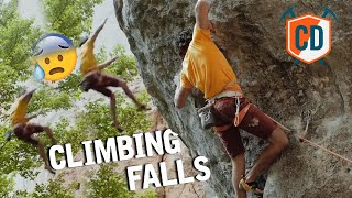 Climbing Falls That Made Us Sweat... | Climbing Daily Ep.1656 by EpicTV Climbing Daily