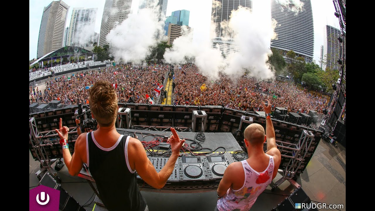 Showtek - Live @ Ultra Music Festival Miami 2014