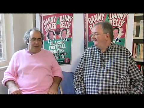 Danny Kelly and Danny Baker discuss Classic Football Debates