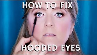 In this STEP BY STEP BEAUTY TUTORIAL I will demonstrate How to FIX HOODED EYES using some of my favorite makeup tricks and products. Mature Women tend to hav...