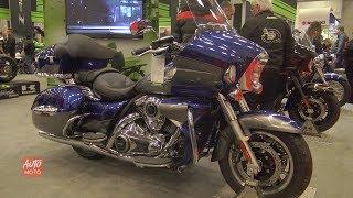 9. 2019 Kawasaki Vulcan 1700 Voyager ABS - Walkaround - 2019 Quebec Motorcycle Show