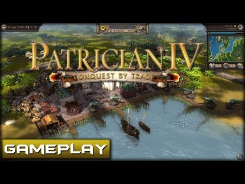 patrician iv pc walkthrough