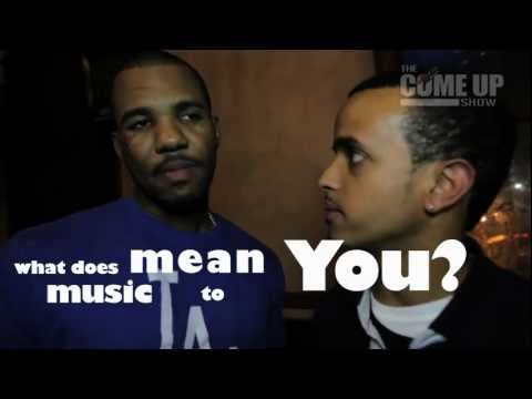 The Game Talks About Heavy D, Kendrick Lamar & Toronto In Detroit