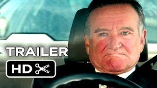 The Angriest Man In Brooklyn Official Trailer  1  2014    Robin Williams Comedy Hd