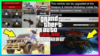 GTA ONLINE BUYER BEWARE & THINGS YOU MUST KNOW BEFORE PURCHASING NEW TECHNICAL CUSTOM! (GTA 5 DLC)►Cheap GTA 5 Shark Cards & More Games: https://www.g2a.com/r/mrbossftw►Find Out What I record With: http://e.lga.to/MrBoss SHARK CARD GIVEAWAY:https://twitter.com/MrBossFTW/status/887356319325401088My Facebook: https://www.facebook.com/MrBossFTWMy Snapchat:https://www.snapchat.com/add/MrBossSnapsMy Twitter: https://twitter.com/#!/mrbossftwMy Instagram:http://instagram.com/jamesrosshudginsFollow THE SQUAD:►Garrett (JoblessGamers) - https://www.youtube.com/Joblessgamers►DatSaintsfan - https://www.youtube.com/360NATI0N►MrBossFTW - https://www.youtube.com/MrBossFTWFollow Knifeguy (HE MAKES MY THUMBNAILS):https://www.youtube.com/channel/UCyvCZpUaXfCAYNHscgg8QrQCheck out more of my GTA 5 & GTA 5 Online videos! I do a variety of GTA V tips and tricks, as well as funny moments and information content all revolving around the world of Grand Theft Auto 5: http://www.youtube.com/playlist?list=PL4P1Iz2th7dUuZBXXYz8Wj5G4gQrM4bf1Hope you enjoyed this video! Thanks guys and have an awesome day,Ross.