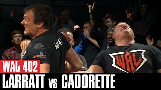 Video WAL 402: Jerry Cadorette vs Devon Larratt MP3, 3GP, MP4, WEBM, AVI, FLV Maret 2019