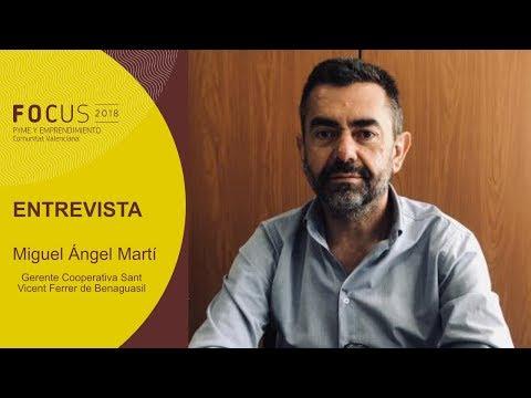Entrevista Miguel Ángel Martí - Gerente Sant Vicent Ferrer de Benaguasil[;;;][;;;]