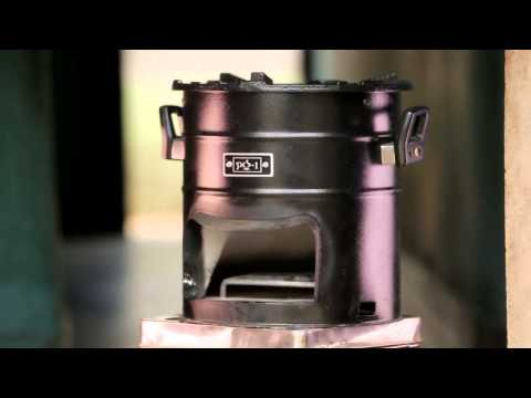 Improved Biomass Cook Stove by  Envirofit India Pvt. Ltd