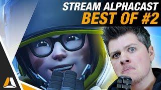 Video Le bô jeu ! ► Best of AlphaCast #2 - Overwatch MP3, 3GP, MP4, WEBM, AVI, FLV Juni 2018