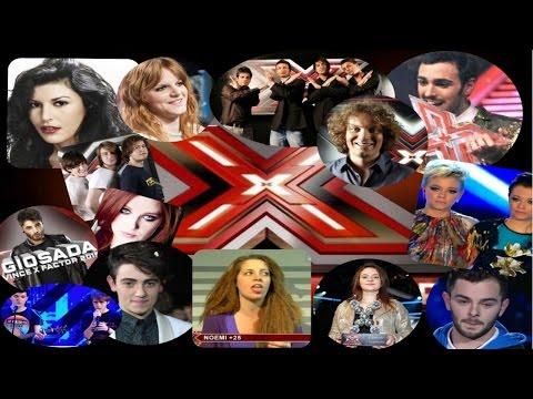 x factor: che fine hanno fatto i vincitori?